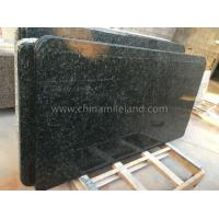 Buy cheap Butterfly Green Granite Custom Island Tops from wholesalers