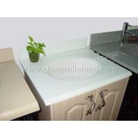 Buy cheap Solid Surface Bathroom Vanity Tops from wholesalers