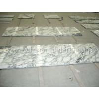 China White Marble Kitchen Countertops on sale