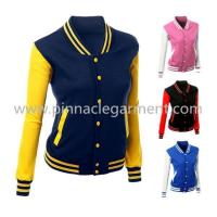 Best high quality custom women varsity jackets wholesale