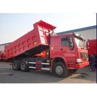 China Best Price HOWO 6*4 336HP Dump Truck on sale