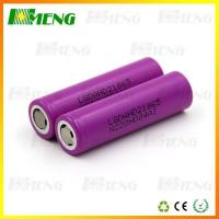 China Chinese Wholesaler LG HD2 Rechargeable Battery 25A 2000mAh 18650 Battery Cell on sale