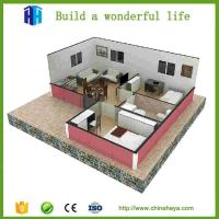new prefabricated houses low cost eps sandwich panel modern house