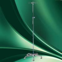Buy cheap Locking collar allows for easy height adjustment economy I.V. pole versatile from wholesalers