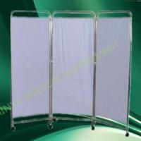 Buy cheap hospital furniture fabric hospital ward screen from wholesalers