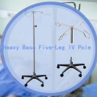 Buy cheap #304 Stainless Steel & ABS I.V Stand / Pole With Infusion Pump Holder from wholesalers