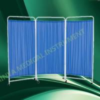 Buy cheap Hospital Furniture Medical Ward Folding Screen from wholesalers
