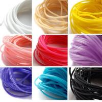Buy cheap Heat Resistant Silicone Rubber Cord High Elasticity High Strength With Long Lifespan product