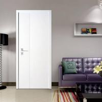 China White Painting Wood Swinging Doors for Replacement Doors on sale