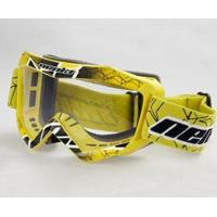 Buy cheap MX goggle NK-1018 TECHLINE Yellow Black product