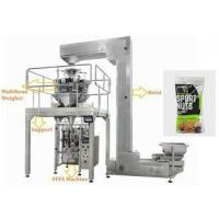 Best Walnuts Ffs Packing Machine, Touch Screen Operate Automatic Pouch Packing Machine wholesale