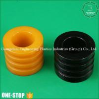 Buy cheap OEM NBR rubber polyurethane shield sleeve moulding injection plastic pu bushing product