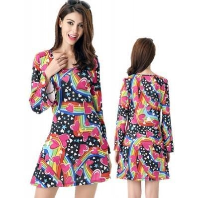 Cheap Street Stylish Floral Printed Summer Dress Zara Knee Lenght for sale
