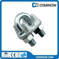 Best JIS Type Drop Forged Wire Rope Clips wholesale