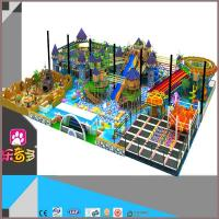 Best Indoor Playground Model - Castle 006 wholesale