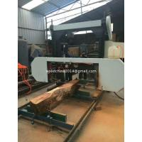 China portable horizontal timber cutting sawmill machine/types of electric saws on sale