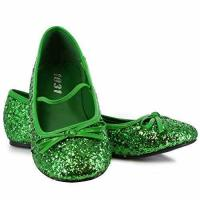 Best 013-BALLET-G Slipper Childrens Green Size Medium 13/1 wholesale