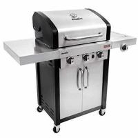 China Char-Broil Signature TRU Infrared 3-Burner Cabinet Gas Grill on sale