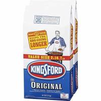 China Kingsford Original Charcoal Briquettes, Two 16.7 lb Bags on sale
