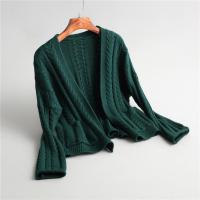 China B&T 9312 knitted cardigan women on sale