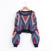 Buy cheap B&T 9703 Puff Sleeve Pullover sweater from wholesalers
