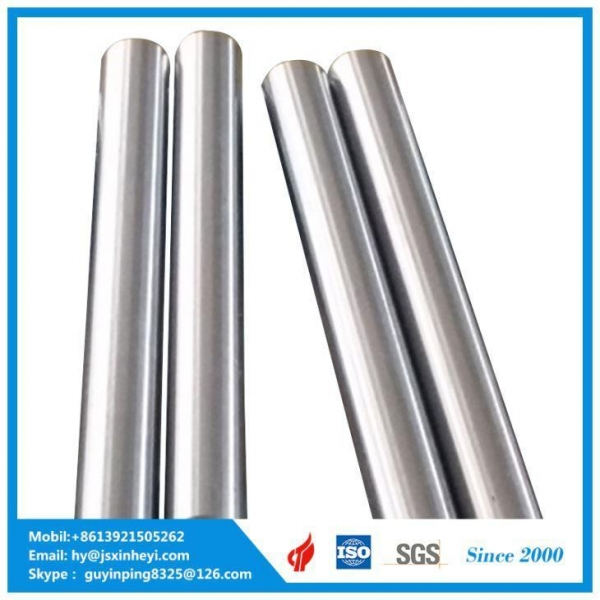 Cheap CK45 Quenched and Tempered Chrome Plated Piston Rod with Induction Cased for sale