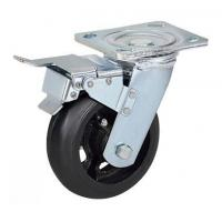 China Kaiston Caster Manufactured rubber castors wheels on sale