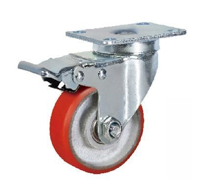 Cheap Kaiston Caster Manufactured Medium Duty Industrial Castor Wheels for sale