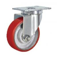 Best Kaiston Caster Manufactured Medium Duty PU Caster And Wheels wholesale