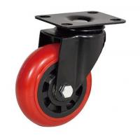 Best Kaiston Caster Manufactured Medium Duty PU Casters wholesale