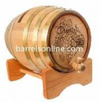 Best Wedding Barrels 5 gallon (20 liter) Wedding barrel - Brass bands wholesale
