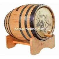 Best Wedding Barrels 5 gallon (20 liter) Wedding barrel - Black bands wholesale