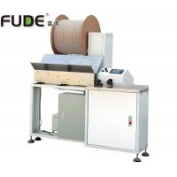 Buy cheap Full Automatic Durable Spool Double Loop Wire Cutting Machine from wholesalers