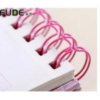 Buy cheap Nylon Coated Double Wire & Twin Loop Binding Wire-O for Wirebind Supplies and Stationery from wholesalers