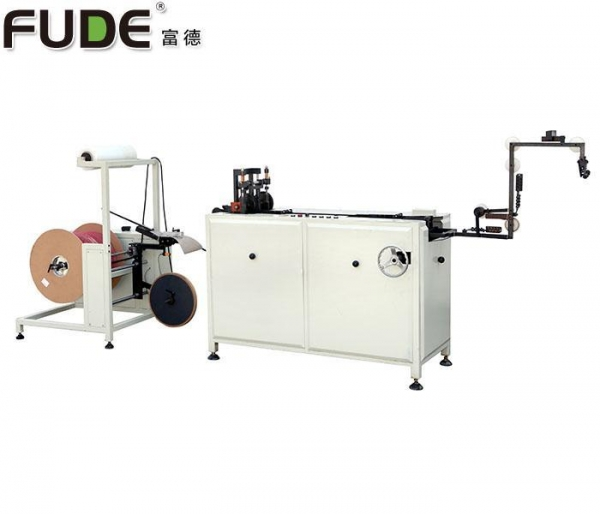 Cheap Easy to Use & Durable Automatic Double Twin Loop Wire O Forming & Spooling Machine for sale