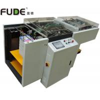 Best High Quality Full Automatic APM-420 Book Paper Hole Punching Machine for Bookbinding wholesale