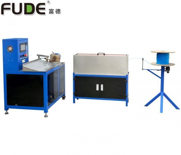 Cheap New Model Full Automatic PVC Plastic Single Coil Spiral Forming Machine for sale