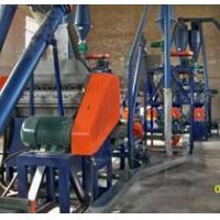 Buy cheap Room temperature preparation of waste tires fine rubber powder production line product