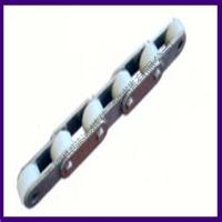 China Double pitch roller chain nylon on sale