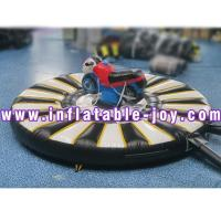Inflatable Rodeo Bull Sport Game/inflatable Fighting Game