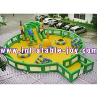 Buy cheap Inflatable Dance Party Dome Bounce House Combo Castle Games For Children Play product