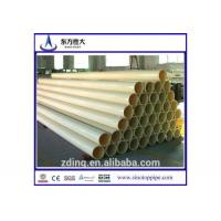 Best DN 20-400mm PVC pipe suppliers wholesale