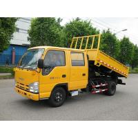 Best Isuzu dump truck tipper 4 tons wholesale