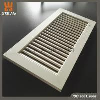 Buy cheap Extruded Aluminum Vents Linear Bar Grille Air Diffuser from wholesalers