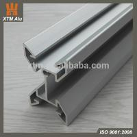 Buy cheap High Quality Extruded Aluminium Profiles for Bedroom Wardrobe from wholesalers