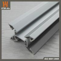 Buy cheap Aluminum Extrusion Wardrobe Frame Profile Matt Silver for Clothes Wardrobe System from wholesalers