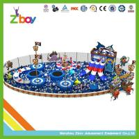 Best indoor playground Kids Plastic Toy Ocean Themed Indoor Playground Equipment for Home wholesale
