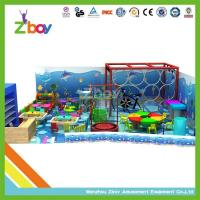 China indoor playground Customized Sea Theme Used Playground Equipment for Sale on sale