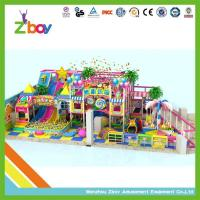Best indoor playground Funny Candy Theme Customized Design Kids Indoor Playground Equipment for Sale wholesale