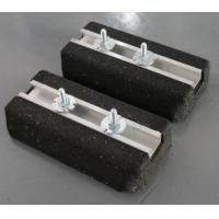 Buy cheap rubber rails product